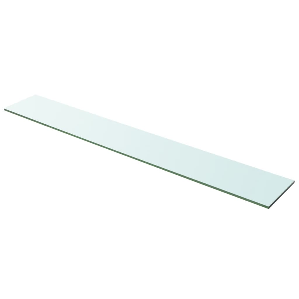 99243843 Regalboden Glas Transparent 100 cm x 15 cm