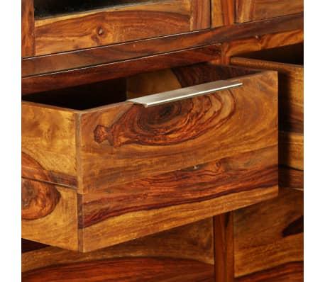vidaxl sideboard massives sheesham holz 100 35 140 cm g nstig kaufen. Black Bedroom Furniture Sets. Home Design Ideas