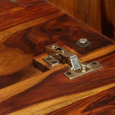vidaXL Baro spintelė, rausvosios dalbergijos mediena, 85x40x95 cm[7/14]