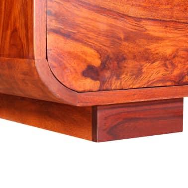 vidaXL Table basse Bois massif de Sesham 90 x 40 x 35 cm[10/11]