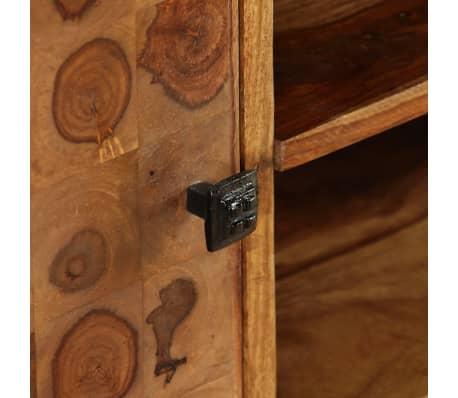vidaXL TV spintelė, tvirta rausvosios dalbergijos mediena, 120x30x40cm[9/11]