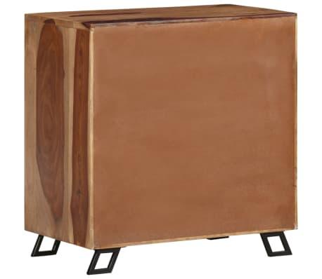 vidaXL Spintelė, tvirta rausvosios dalbergijos mediena, 65x35x65cm[3/10]