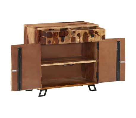 vidaXL Spintelė, tvirta rausvosios dalbergijos mediena, 65x35x65cm[5/10]