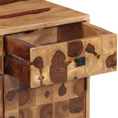 vidaXL Spintelė, tvirta rausvosios dalbergijos mediena, 65x35x65cm[6/10]