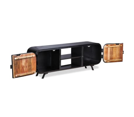 "vidaXL TV Cabinet Reclaimed Wood 47.2""x11.8""x17.7""[8/12]"