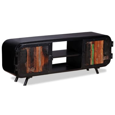 "vidaXL TV Cabinet Reclaimed Wood 47.2""x11.8""x17.7""[3/12]"