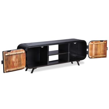 "vidaXL TV Cabinet Reclaimed Wood 47.2""x11.8""x17.7""[7/12]"