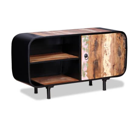 vidaXL TV spintelė, perdirbta mediena, 90x30x48 cm[1/13]