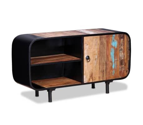 vidaXL TV spintelė, perdirbta mediena, 90x30x48 cm[2/13]