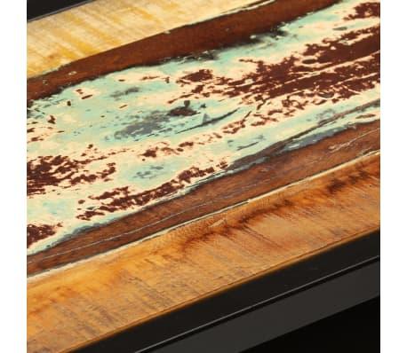 vidaXL TV spintelė, perdirbta mediena, 90x30x48 cm[11/13]
