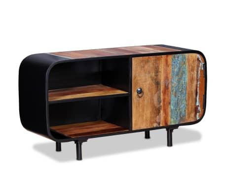 vidaXL TV spintelė, perdirbta mediena, 90x30x48 cm[4/13]