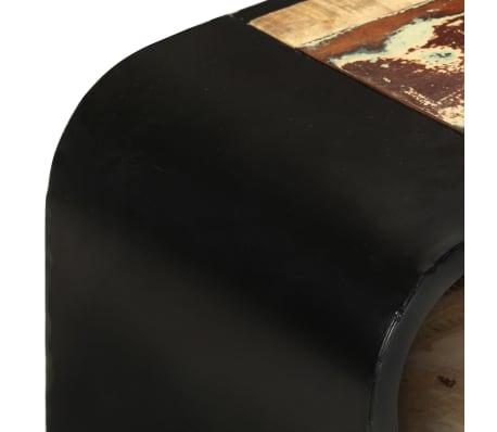 acheter vidaxl meuble tv bois de r cup ration 90 x 30 x 48 cm pas cher. Black Bedroom Furniture Sets. Home Design Ideas
