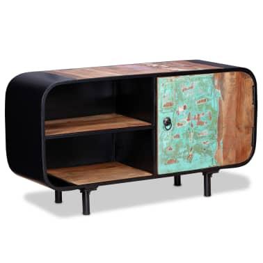 vidaXL TV spintelė, perdirbta mediena, 90x30x48 cm[3/13]