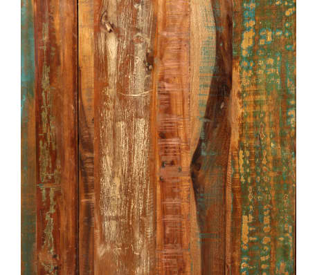 "vidaXL Dining Table Solid Reclaimed Wood 70.9""[10/11]"