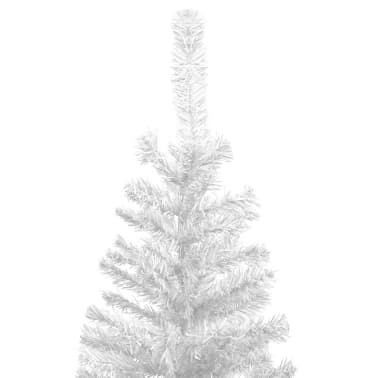vidaXL Kunstkerstboom wit L 240 cm[3/6]