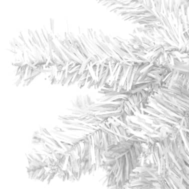vidaXL Kunstkerstboom wit L 240 cm[4/6]