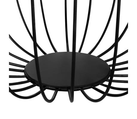 vidaXL Konferenční stolek z masivního recyklovaného dřeva[7/8]