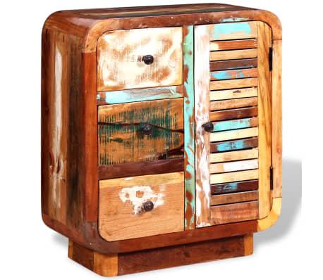vidaXL Sideboard Solid Reclaimed Wood[5/8]