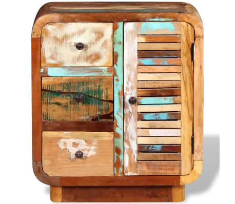vidaXL Sideboard Solid Reclaimed Wood[6/8]