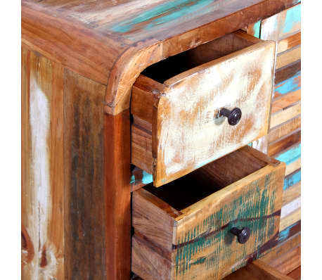 vidaXL Sideboard Solid Reclaimed Wood[7/8]