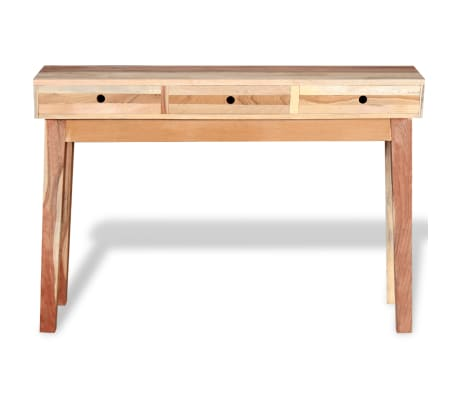 vidaXL Console Table Solid Reclaimed Wood[6/8]