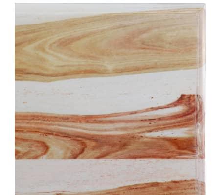 vidaXL Kavos staliukas, rausvosios dalbergijos med., 110x60x35cm[8/9]