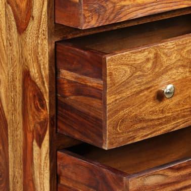244358 vidaXL Šoninė komoda, rausvoji dalbergija, 60x35x76cm[10/11]