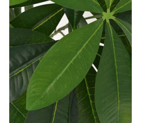 vidaXL Arbre de la fortune artificiel avec pot 85 cm Vert[2/2]