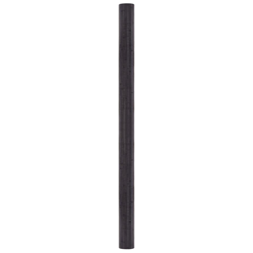 99244611 Raumteiler Bambus Grau 250 x 195 cm
