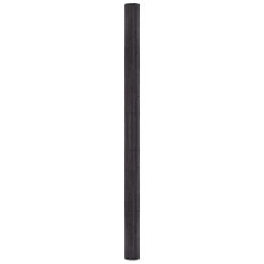 acheter vidaxl cloison de s paration bambou gris 250 x 195 cm pas cher. Black Bedroom Furniture Sets. Home Design Ideas