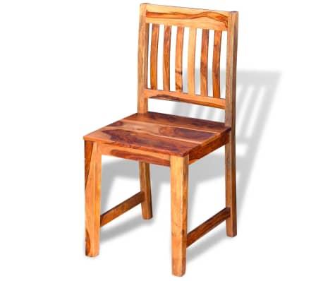 vidaxl esszimmerst hle 6 stk sheesham massivholz g nstig kaufen. Black Bedroom Furniture Sets. Home Design Ideas