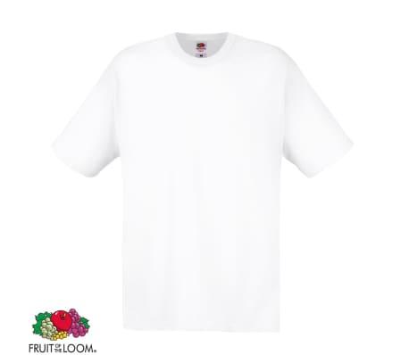 dcfa18ddab27 Fruit of the Loom T-shirt Original 10 τεμ. Διάφορα Χρώματα S Βαμβακερά
