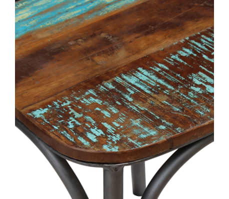 "vidaXL Dining Chairs 4 pcs Solid Reclaimed Wood 20""x20.5""x33""[7/9]"