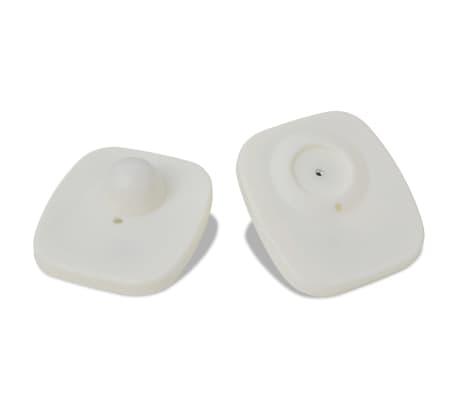 vidaXL RF antenos sistema su žymekliais, 8,2 MHz, balta[12/16]