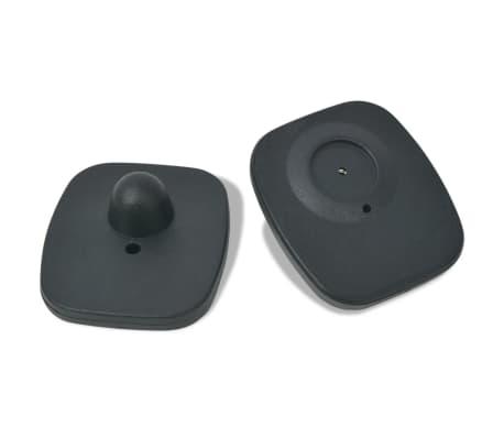 vidaXL RF-antennesystem med alarmbrikker og alarmbrikfjernere 8,2 MHz sort[12/16]