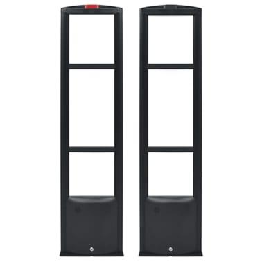 vidaXL RF-antennesystem med alarmbrikker og alarmbrikfjernere 8,2 MHz sort[2/16]