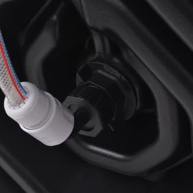 vidaXL Douche solaire 20 L Aluminium HDPE[10/10]