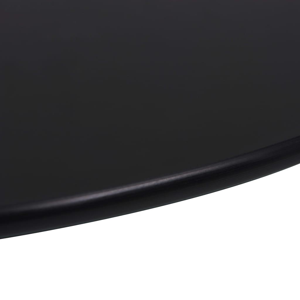 vidaXL Stolna Ploča od Kaljenog Stakla Okrugla 500 mm