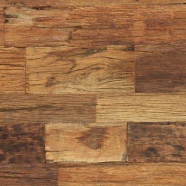 vidaXL Couchtisch Recyceltes Bahnschwellen-Holz Massiv 100x60x38 cm[7/8]