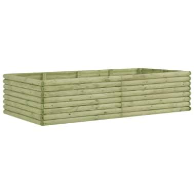 vidaXL Zahradní truhlík 197x106x48 cm impregnované borové dřevo[1/4]