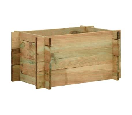 vidaXL Sodo vazonas augalams, FSC impregnuota pušies mediena[1/4]