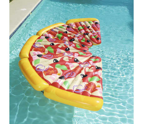 Bestway Chaise longue flottante Pizza Party 188 x 130 cm[4/10]