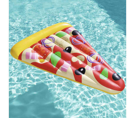 Bestway Chaise longue flottante Pizza Party 188 x 130 cm[1/10]