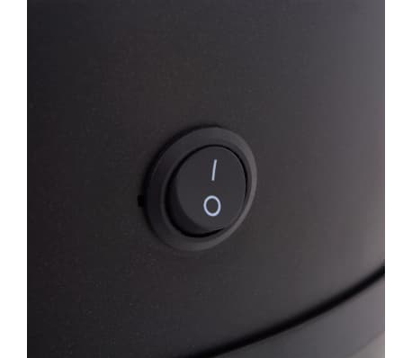 vidaXL Prullenbak met automatische sensor 52 L zwart[6/7]