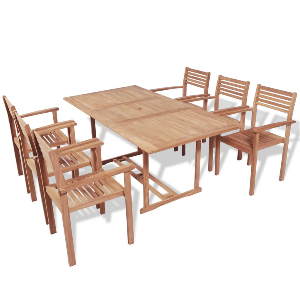 Teak Dining Table And Chairs Second Hand Household