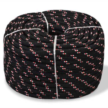Corde polypropylene cordage 8mm plusieurs tailles et couleurs