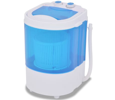 vidaxl mini waschmaschine mit w scheschleuder camping. Black Bedroom Furniture Sets. Home Design Ideas