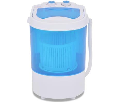 vidaXL Mini skalbimo mašina, vienas skyrius, 2,6kg[2/8]