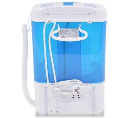 acheter vidaxl mini machine laver cuve unique 2 6 kg pas cher. Black Bedroom Furniture Sets. Home Design Ideas