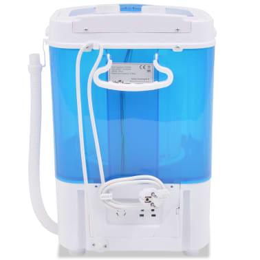 vidaXL Mini skalbimo mašina, vienas skyrius, 2,6kg[3/8]